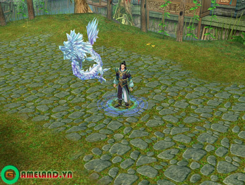 Thiên Long Bát Bộ xuất hiện rồng thần Băng Điêu Long 3