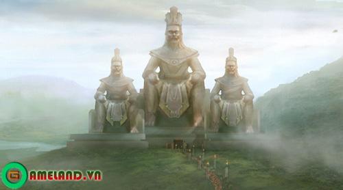 Thuận Thiên Kiếm: Game thủ hành hương tới Đền Thượng 1