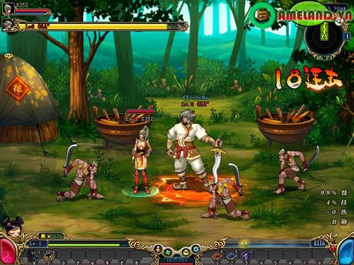 Hướng dẫn đăng ký chơi World of Fighter (Trung Quốc) 13