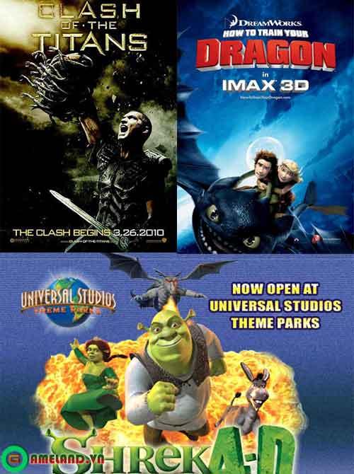 """Linh Giới """"dụ dỗ"""" game thủ đi xem phim 3D 2"""