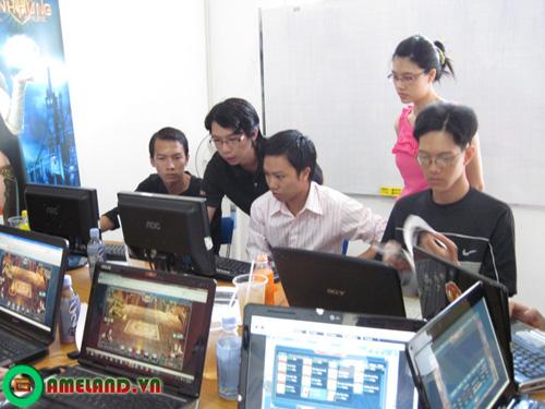 Anh Hùng Online: Cận cảnh buổi thử nghiệm Pháo Đài Máu 4