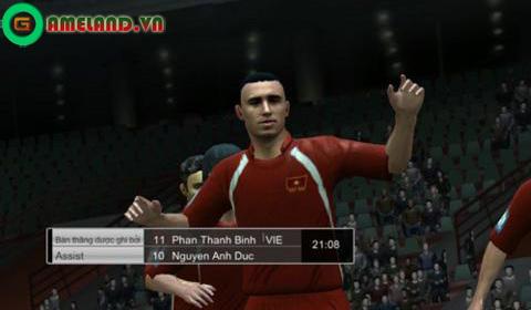 Đội tuyển Việt Nam có mặt trong Fifa World Cup 2010 4