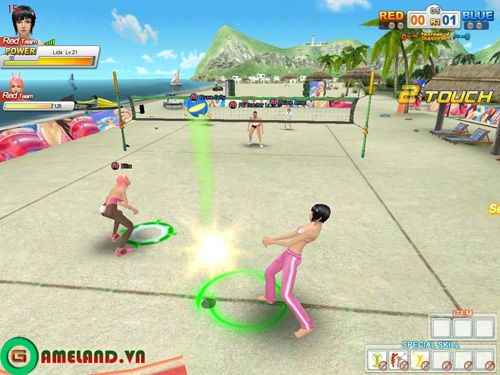 "Blade Wars, Beach Volleyball Online ""rủ nhau"" open beta 2"