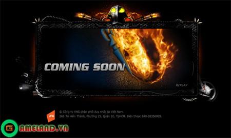 VNG làm xôn xao làng game Việt với teaser Ghost Rider 2