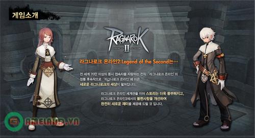 """Ragnarok Online 2 """"hồi sinh"""" cùng phiên bản mới 3"""