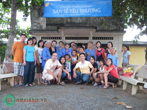 VNIF: Hành trình về miền Tây san sẻ yêu thương 8