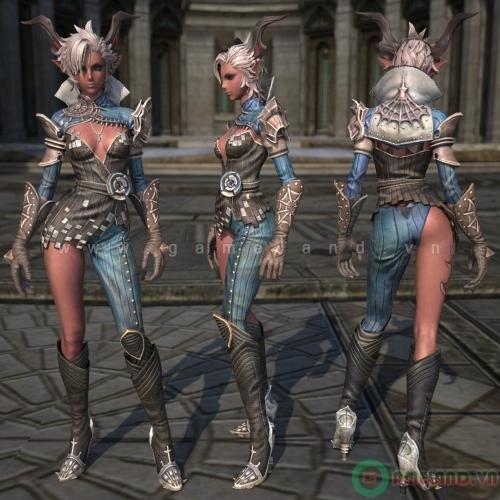 Tera: Khi các nhân vật game trở thành người mẫu (1) 16