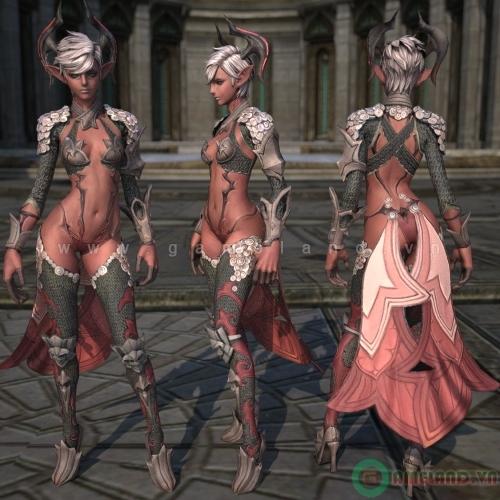 Tera: Khi các nhân vật game trở thành người mẫu (1) 31