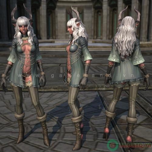 Tera: Khi các nhân vật game trở thành người mẫu (1) 35
