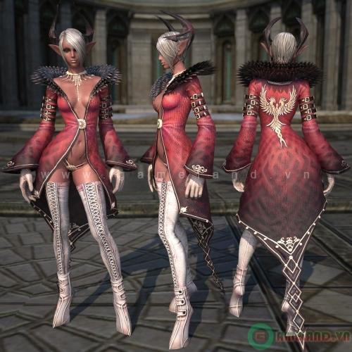 Tera: Khi các nhân vật game trở thành người mẫu (1) 38