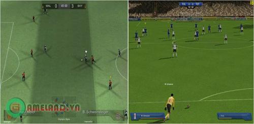Fifa Online 2 hé lộ đồ họa mới của bản Big Update 2