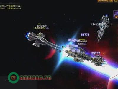 Zero Online: Nhộn nhịp hơn cùng Chiến Hạm Thiên Hà 1