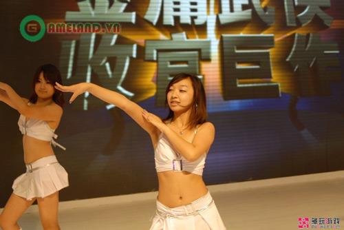 Hương sắc mỹ nữ ngập tràn Chinajoy 2010 22