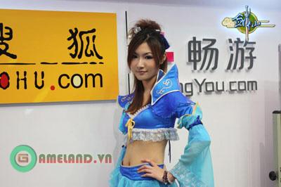 Những màn trình diễn cosplay đặc sắc tại Chinajoy 2010 (1) 3