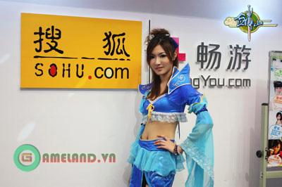 Những màn trình diễn cosplay đặc sắc tại Chinajoy 2010 (1) 4