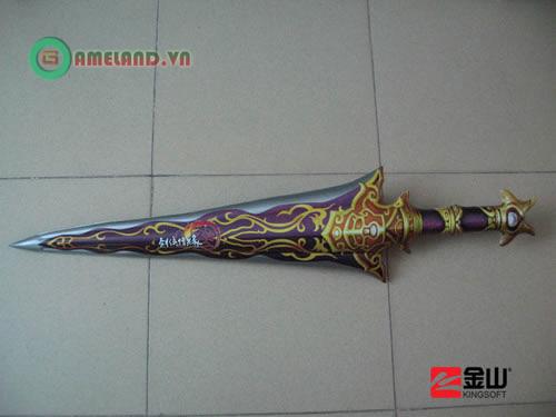 Những món quà đậm chất game tại Chinajoy 2010 13