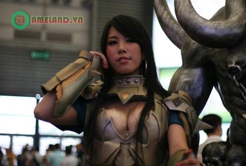 Những màn trình diễn cosplay đặc sắc tại Chinajoy 2010 (2) 31