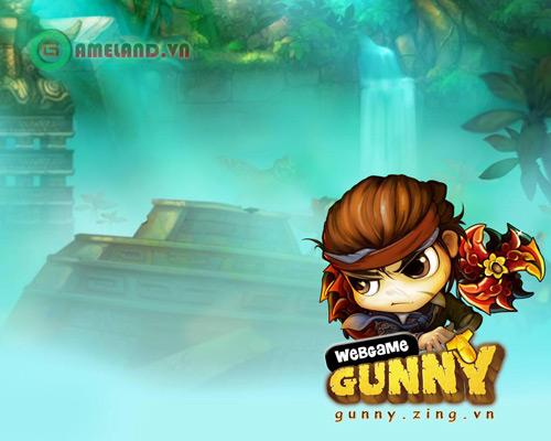 Gunny Online tung hình nền chào phiên bản 2.3 7