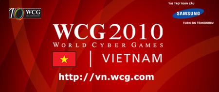 World Cyber Games Việt Nam 2010 công bố giải thưởng 3