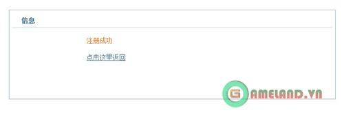 Hướng dẫn đăng ký webgame Ngạo Tiên (Trung Quốc) 4