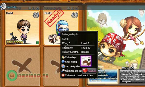Xứ sở Game Online tặng 1000 Giftcode Gunny Online 4
