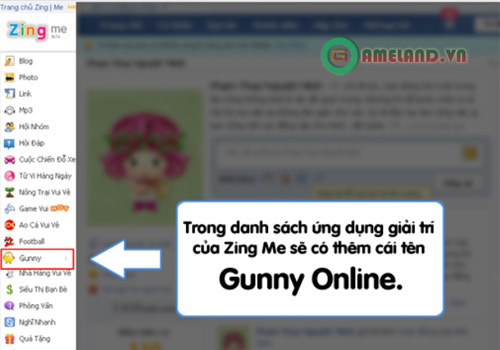 Xứ sở Game Online tặng 1000 Giftcode Gunny Online 1