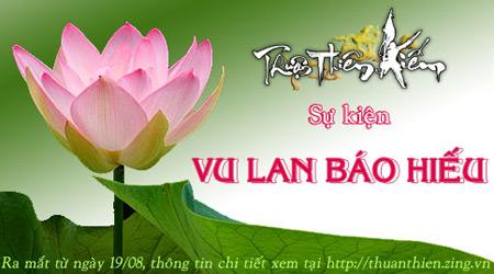 Thuận Thiên Kiếm ra mắt chuỗi sự kiện mừng Vu Lan 2