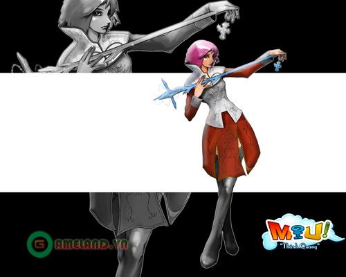 Webgame Aurora Blade bất ngờ lộ diện teaser Việt hóa 5