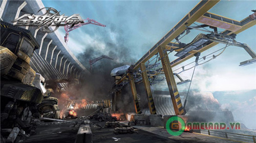 Zygames công bố MMOTPS sử dụng Unreal Engine 3 6