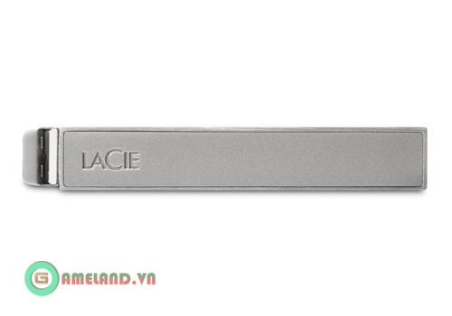 LaCie công bố ổ cứng di động nhỏ nhất thế giới 4