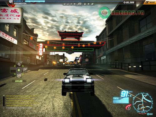 Khám phá thế giới Need for Speed World qua ảnh 11