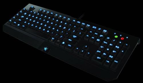 Black Widow: Bàn phím cơ dành cho game thủ 2