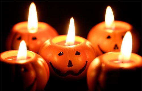 Game thủ Chiến Quốc vui mừng đón Halloween 2010 3