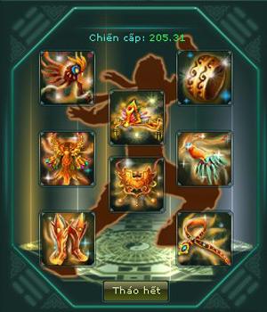 Thần Mộ Ký: Sức mạnh mới từ trang bị đỏ 2