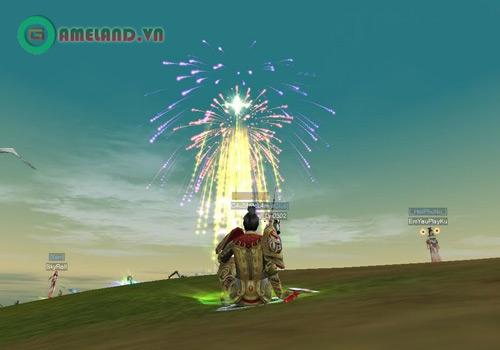 Con Đường Tơ Lụa tổ chức bắn pháo hoa mừng đại lễ 2