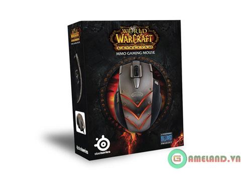 World of Warcraft: Cataclysm xuất hiện chuột chuyên dụng 2