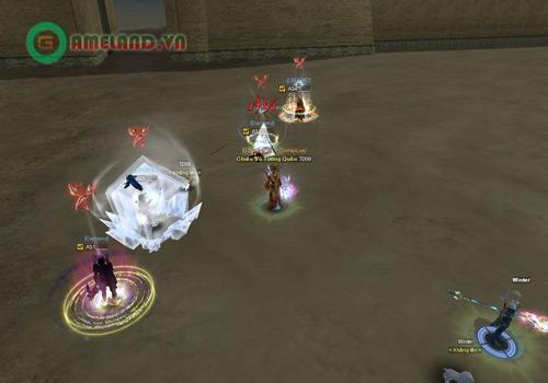 Trò chuyện cùng cao thủ của Silkroad Tournament 2