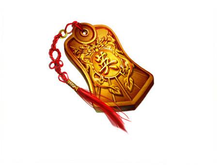Xứ sở Game Online tặng Hoàng Kim Lệnh Thống Lĩnh 1