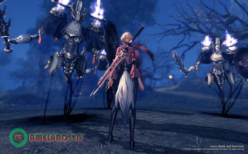 Muốn chơi Blade and Soul phải đợi đến năm 2012! 3