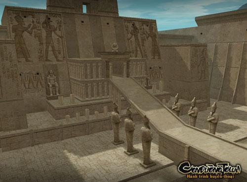Con Đường Tơ Lụa: Sức hấp dẫn của đền thờ Isis 3