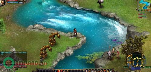 Khuynh Thành: Thưởng thức MMORPG trên trình duyệt 5
