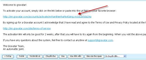 Hướng dẫn sử dụng avatar trên GameLandVN 3