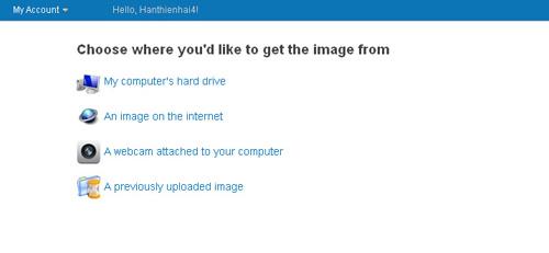 Hướng dẫn sử dụng avatar trên GameLandVN 6